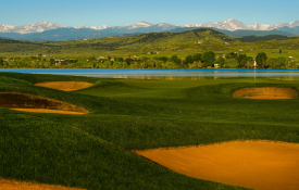 TPC Colorado's Newest Heron Lakes Golf Course