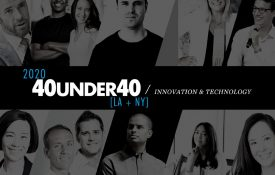 NextGen 40 Under 40: Innovation & Technology [2020]