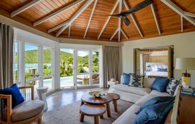 Rosewood Little Dix Bay Reopens after a Four-Year Renovation