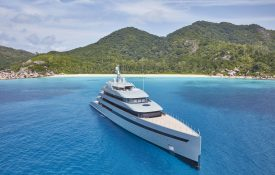 Feadship's Rarefied World at Sea