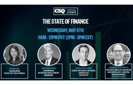 Virtual Event | CSQ Speaker Series: The State of Finance [Watch Now]