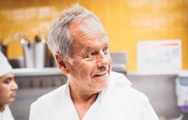 Wolfgang Puck: The Culinary Icon Shares His Restaurant Strategy to Help Businesses Rebound