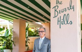 Edward Mady: The Man in Charge of the Beverly Hills Hotel and the Hotel Bel-Air on Giving Back to the Community, Staying Open During the Crisis, and Changing their Iconic Sign for the First Time in 70 Years