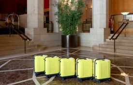 Tom Nelson: A 30-Year Travel Goods Executive Shares What It Is Like to Re-Launch a Luggage Brand in the Wake of the Crisis.
