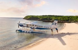Tropical Getaway: How to Fly to Your Vacation Home