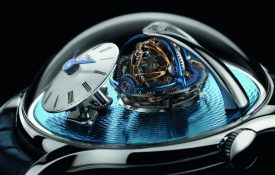 Five Attention-Grabbing Wristwatches