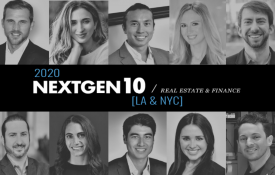 NextGen 10: Real Estate & Finance [2020]