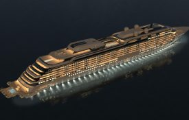 Live On The World's Largest Private Superyacht