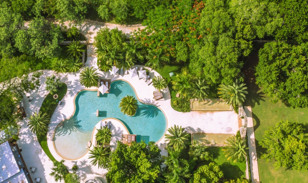 Rocco Brava 1 An overview of Chable Yucatan 1.'