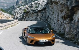 An Inside Look at the Svelte Sportscars of McLaren