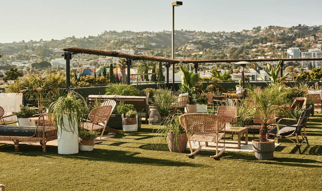12 of the Best Outdoor Dining Experiences in Los Angeles
