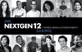 NextGen 12: Sports, Media & Entertainment [2020]