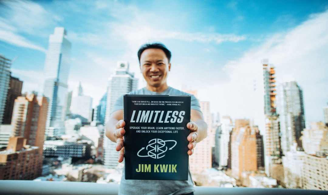 Brain Coach Jim Kwik's Top Tips for Upgrading Your Brain
