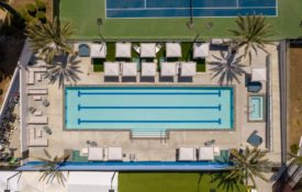 This Exclusive L.A. Private Club Is All About Family and Fitness