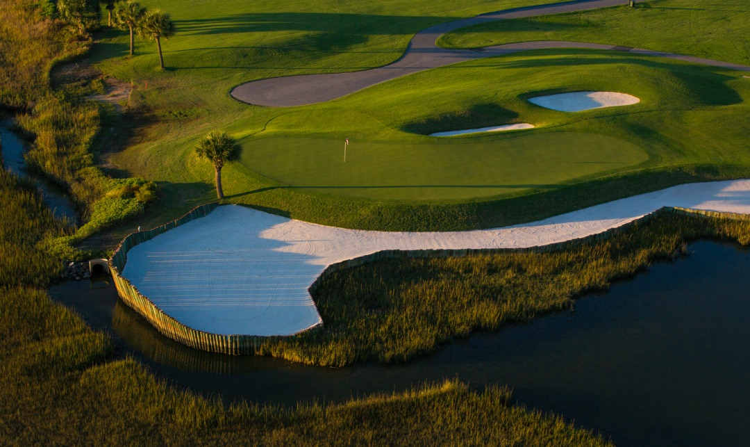 The Top 5 Golf Courses to Play in the Southeast Right Now