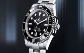 Five Things You Didn't Know about Rolex's Most Popular Watch