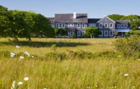 Jacqueline Kennedy Onassis' Martha's Vineyard Estate Hits the Market for $65M