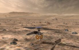 AeroVironment Inc Contributes to Mars Helicopter Landing