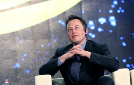 Elon Musk Offers Reward for Carbon Capture