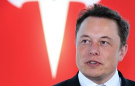 Elon Musk Takes Title of World's Wealthiest Person