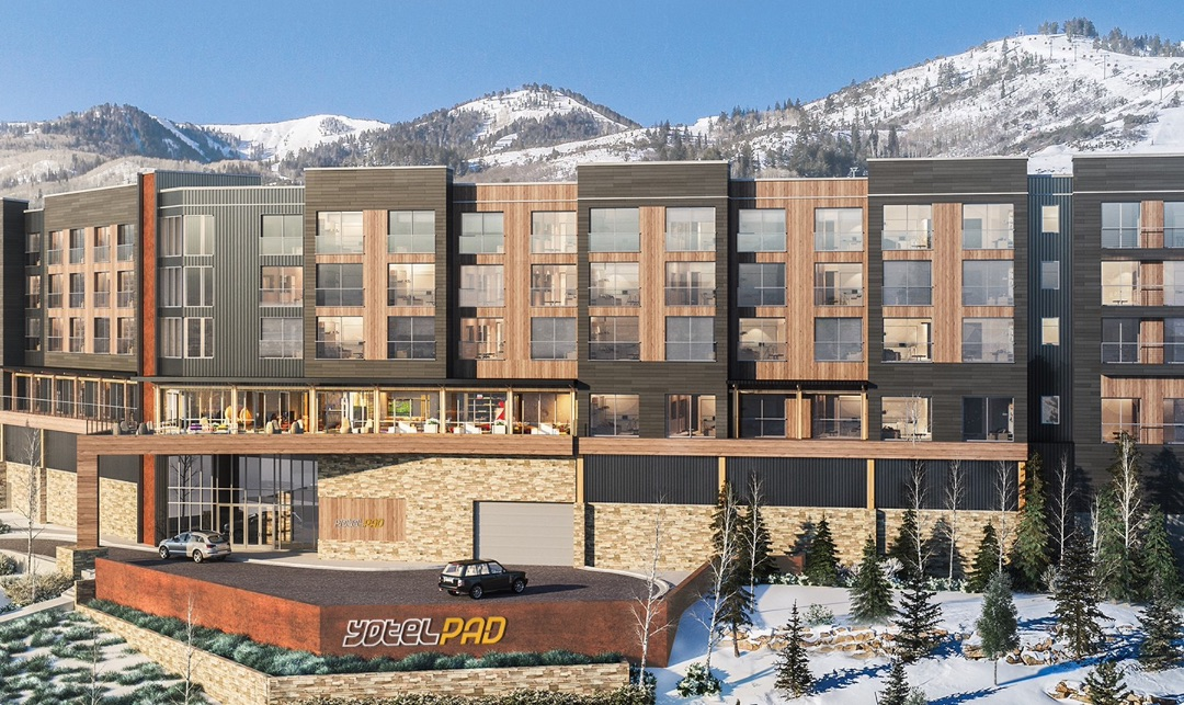 Yotel Launches New Concept in Park City