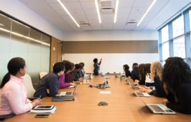 As Workplaces Move Toward Normalcy, Gender Diversity in the Boardroom Is Critical