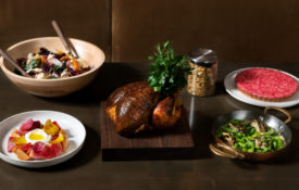 New York's Eleven Madison Park Comes to Los Angeles