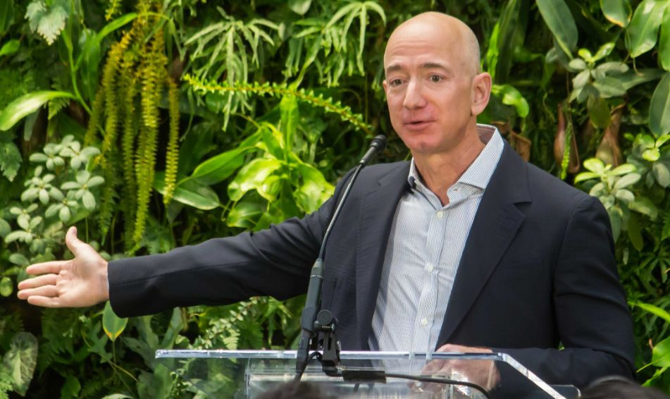 Jeff Bezos to Board the First Crewed Flight from Blue Origin